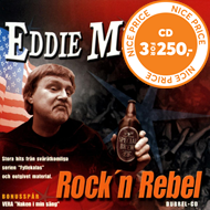 Produktbilde for Rock'N Rebel (CD)