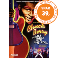 Produktbilde for Chuck Berry - Hail! Hail! Rock 'N' Roll (DVD - SONE 1)