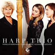 Produktbilde for Harp Trio (CD)