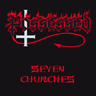 Produktbilde for Seven Churches (CD)
