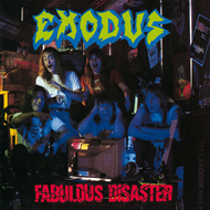 Produktbilde for Fabulous Disaster (CD)