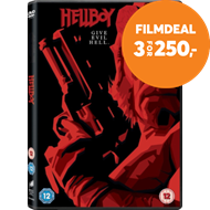 Produktbilde for Hellboy (UK-import) (DVD)