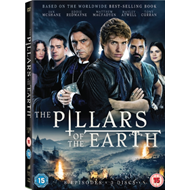 Produktbilde for The Pillars Of The Earth / Stormenes Tid (UK-import) (DVD)