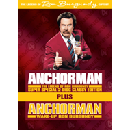 Produktbilde for Anchorman - Special Edition (UK-import) (DVD)
