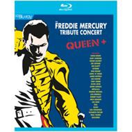 Produktbilde for The Freddie Mercury Tribute Concert (UK-import) (SD Blu-ray)