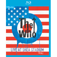 Produktbilde for The Who - Live At Shea Stadium 1982 (UK-import) (SD Blu-ray)
