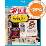 Produktbilde for The Rolling Stones - From The Vault: Roundhay Park, Live In Leeds 1982 (UK-import) (BLU-RAY)