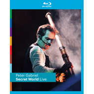 Produktbilde for Peter Gabriel - Secret World Live (UK-import) (BLU-RAY)