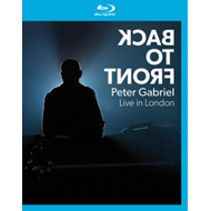 Produktbilde for Peter Gabriel - Back To Front Live In London (UK-import) (BLU-RAY)