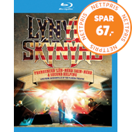 Produktbilde for Lynyrd Skynyrd - Pronounced 'Leh-'nérd 'Skin-'nérd & Second Helping Live From Jacksonville At The Fl (UK-import) (BLU-RAY)
