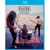Produktbilde for Taste - What's Going On: Live At The Isle Of Wight (UK-import) (BLU-RAY)
