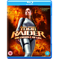 Produktbilde for Tomb Raider - The Cradle Of Life (UK-import) (BLU-RAY)