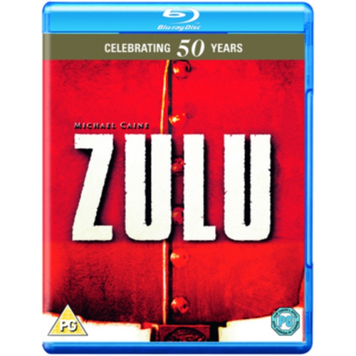 Zulu (UK-import) (BLU-RAY)