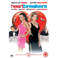 Produktbilde for Heartbreakers (UK-import) (DVD)