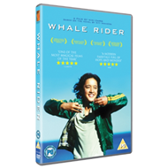 Produktbilde for Whale Rider (UK-import) (DVD)
