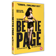 Produktbilde for The Notorious Bettie Page (UK-import) (DVD)
