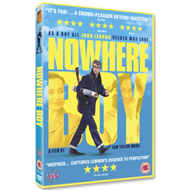 Produktbilde for Nowhere Boy (UK-import) (DVD)