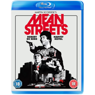 Produktbilde for Mean Streets (UK-import) (BLU-RAY)