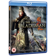 Produktbilde for The Lost Bladesman (UK-import) (BLU-RAY)