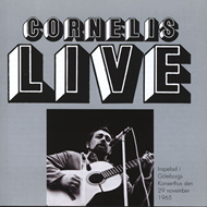 Produktbilde for Cornelis Live (CD)