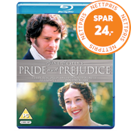 Produktbilde for Pride And Prejudice (UK-import) (BLU-RAY)