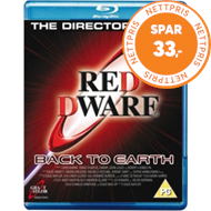 Produktbilde for Red Dwarf - Back To Earth (UK-import) (BLU-RAY)