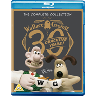 Produktbilde for Wallace & Gromit - The Complete Collection (UK-import) (BLU-RAY)