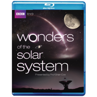 Produktbilde for Wonders Of The Solar System (UK-import) (BLU-RAY)