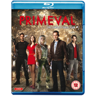 Produktbilde for Primeval - Sesong 4 (UK-import) (BLU-RAY)