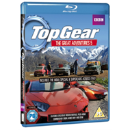 Produktbilde for Top Gear - The Great Adventures - Vol. 5 (UK-import) (BLU-RAY)