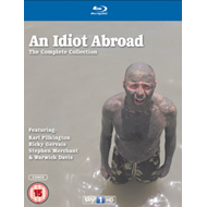 Produktbilde for An Idiot Abroad - The Complete Series (UK-import) (BLU-RAY)