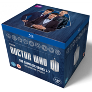 Produktbilde for Doctor Who - Sesong 1-7 (UK-import) (BLU-RAY)
