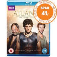 Produktbilde for Atlantis - Sesong 1 (UK-import) (BLU-RAY)