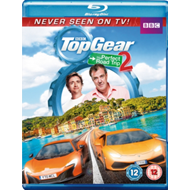 Produktbilde for Top Gear - The Perfect Road Trip 2 (UK-import) (BLU-RAY)