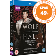 Produktbilde for Wolf Hall (UK-import) (BLU-RAY)
