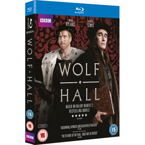 Wolf Hall (UK-import) (BLU-RAY)
