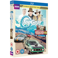 Produktbilde for Top Gear - The Patagonia Special (UK-import) (BLU-RAY)