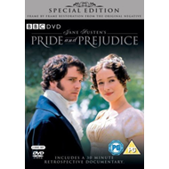 Produktbilde for Pride And Prejudice (1995) / Stolthet Og Fordom (UK-import) (DVD)