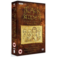 Produktbilde for Blackadder / Den Sorte Orm - The Ultimate Edition (UK-import) (DVD)