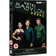 Produktbilde for Hotel Babylon - Sesong 3 (UK-import) (DVD)