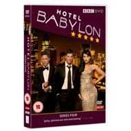 Produktbilde for Hotel Babylon - Sesong 4 (UK-import) (DVD)