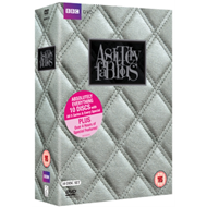 Produktbilde for Absolutely Fabulous - Absolutely Everything (UK-import) (DVD)