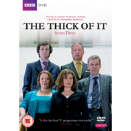 Produktbilde for The Thick Of It - Sesong 3 (UK-import) (DVD)