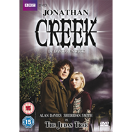 Produktbilde for Jonathan Creek - The Judas Tree (UK-import) (DVD)