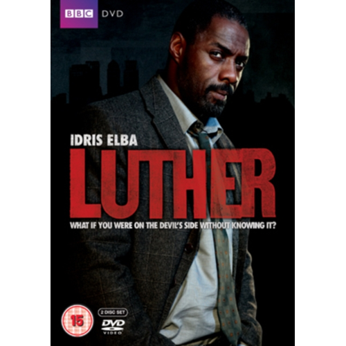 Luther - Sesong 1 (UK-import) (DVD)