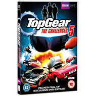 Produktbilde for Top Gear - The Challenges - Vol. 5 (UK-import) (DVD)