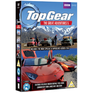 Produktbilde for Top Gear - The Great Adventures - Vol. 5 (UK-import) (DVD)
