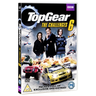 Produktbilde for Top Gear - The Challenges - Vol. 6 (UK-import) (DVD)