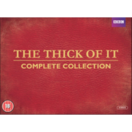 Produktbilde for The Thick Of It - The Complete Series (UK-import) (DVD)