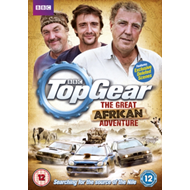 Produktbilde for Top Gear - The Great African Adventure (UK-import) (DVD)